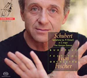 Schubert: Symphony No. 9 / Five German Dances