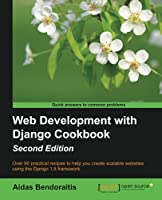 Web Development with Django Cookbook, 2nd Edition Front Cover