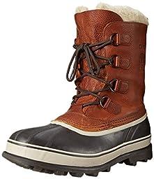 Sorel Men\'s Caribou Wool NM4181 Boot,Tobacco,12 M