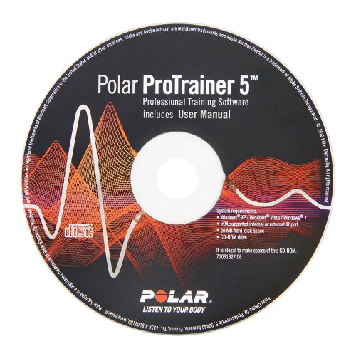 Polar ProTrainer 5 Software