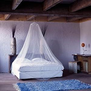 Zanzariera a baldacchino per letto matrimoniale colore - Baldacchino per letto matrimoniale ...