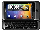 HTC Desire Z A7272 Unlocked GPS WiFi Android OS, v2.2 (Froyo) Cellular Phon ....