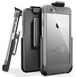 Encased Belt Clip Holster for LifeProof NUUD Case (iPhone 6 Plus 5.5