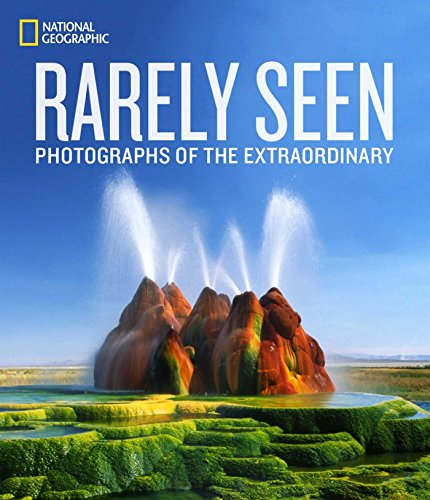 National Geographic Rarely Seen: Photographs of the Extraordinary (Coffee Table Books Hardcover compare prices)