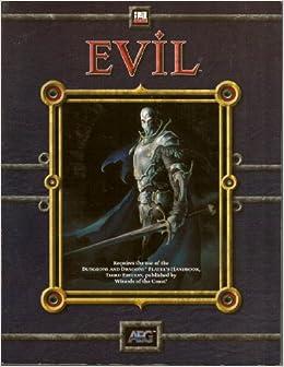 Evil (d20 Fantasy Roleplaying): Aaron A. Acevedo, J. D