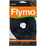 Flymo FLY052 Replacement Cutting Disc with 2 Blades for Microlite, Mow n Vac & Hovervac Lawnmowers