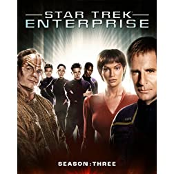 Star Trek: Enterprise - Complete Third Season [Blu-ray]