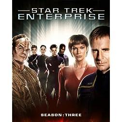 Star Trek: Enterprise - Complete Third Season [Blu-ray]