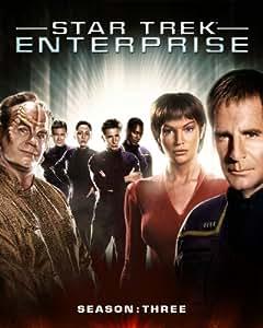 Star Trek: Enterprise - Complete Third Season [Blu-ray] [Import]