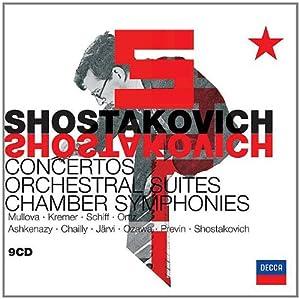 Konzerte/Orchestersuiten/Kammersinfonien