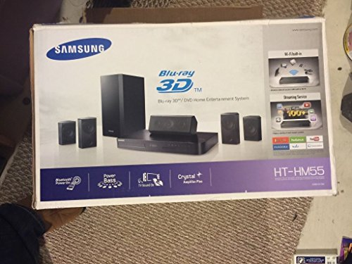 Samsung Ht-hm55 5.1-channel Home Photo