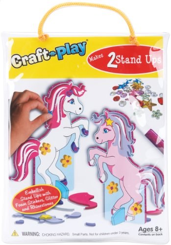 Craft 'n Play Activity Kit -Fairy Pony