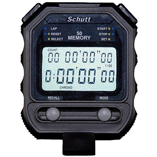Stoppuhr Schütt PC-73 mit 50 Memory