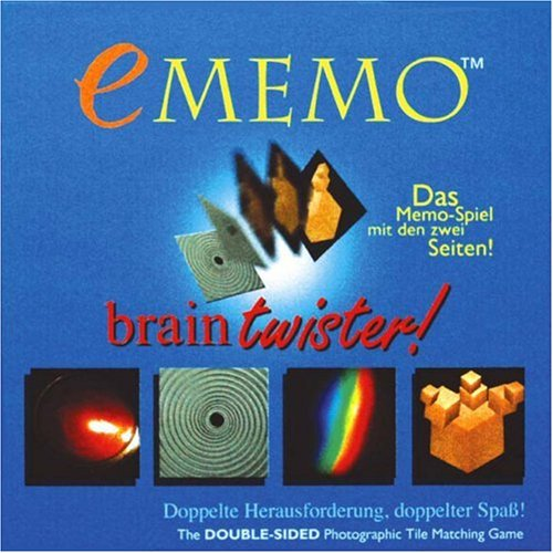 eMemo Brain Twister Matching Game - 1
