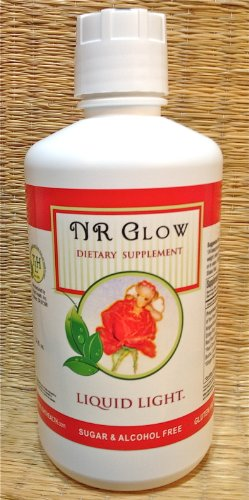 Nr Glow (32 Oz Bottle) - Cold Season Help With Immune, Eczema Support For Over 20 Years. Safe & Effective.