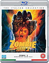 Zombie Flesh Eaters 2 [Blu-ray]