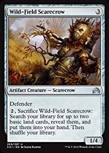 Magic: the Gathering - Wild-Field Scarecrow (269/297) - Shadows Over Innistrad