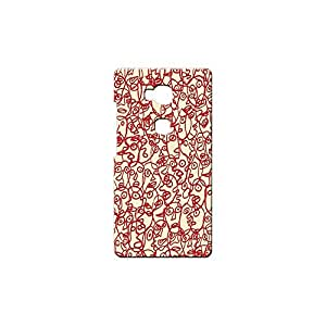 BLUEDIO Designer Printed Back case cover for Huawei Honor 5X - G5881