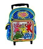 Yo Gabba Gabba Rolling Backpack - Toddler Size