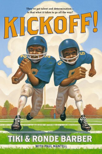 Kickoff! by Tiki Barber, Ronde Barber