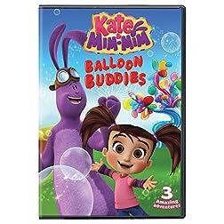 Kate and Mim-Mim: Balloon Buddies DVD