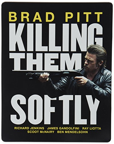 Killing Them Softly Steelbook [Blu-ray]