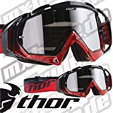 2013 Thor Hero Goggles (RED/BLACK)