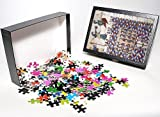 Photo Jigsaw Puzzle of SPAIN RECONQUEST. Christian soldiers occupy a walled city wrested from Muslim from Granger Art on Demand