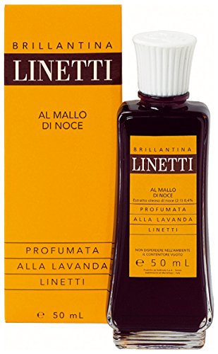 linetti brillantina al mallo di noce 50 ml