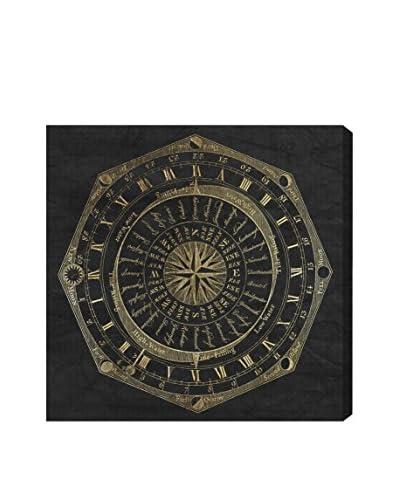 Oliver Gal Sky Compass Canvas Art