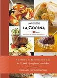 Cocina Bebida Y Hospitalidad Best Deals - La Cocina (Larousse - Libros Ilustrados/ Prácticos - Gastronomía - Larousse De...)