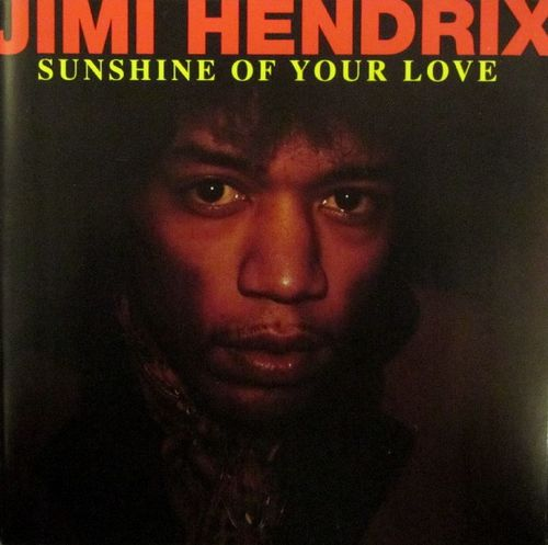 Jimi Hendrix-Sunshine Of Your Love-CD-FLAC-2001-SCORN Download