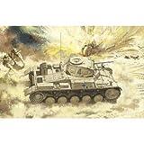 サイバーホビー 1/35スケール 【ch6432】 WW.II  ドイツ軍 II号戦車C型 増加装甲型