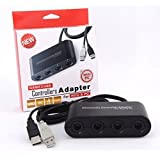 EtryBest(TM) Gamecube Controller Adapter for Wii U and Dolphin PC