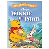 Winnie the Pooh Adventure Book Personalised Birthday Christmas Gift