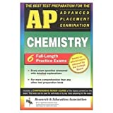 img - for AP Chemistry (REA) - The Best Test Prep for the Advanced Placement Exam (Advanced Placement (AP) Test Preparation) book / textbook / text book