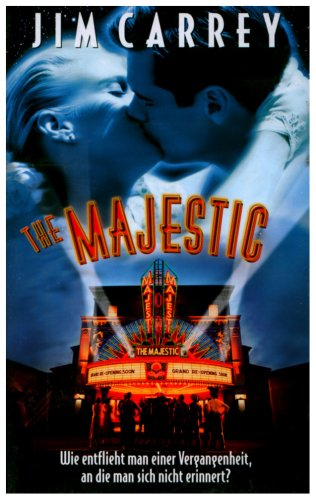 The Majestic [VHS]