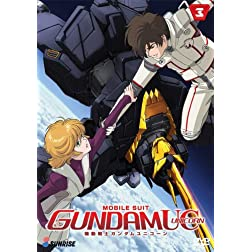 Mobile Suit Gundam UC (Unicorn), Part 3