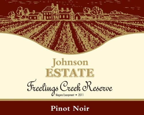 2011 Johnson Estate Freelings Creek Pinot Noir 750 Ml