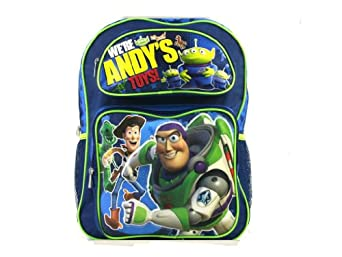 """Disney's Toy Story """"We Are Andy's Toys"""" School Backpack"""