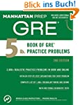 5 lb. Book of GRE Practice Problems (...