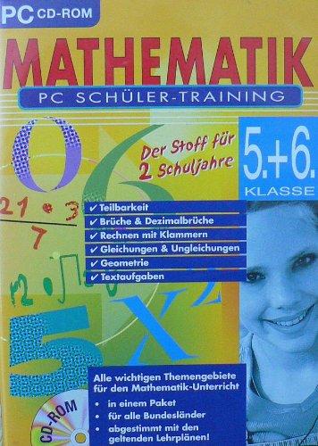 Mathematik - PC Schüler-Training 5. + 6. Klasse (PC Schülertraining), PC
