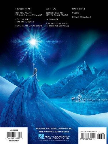 La Reine des Neiges (Frozen) Bande Originale du Film (Pvg)