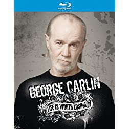 George Carlin: Life's Worth Losing [Blu-ray]