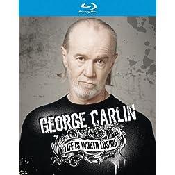 George Carlin: Life's Worth Losing [Blu-ray]