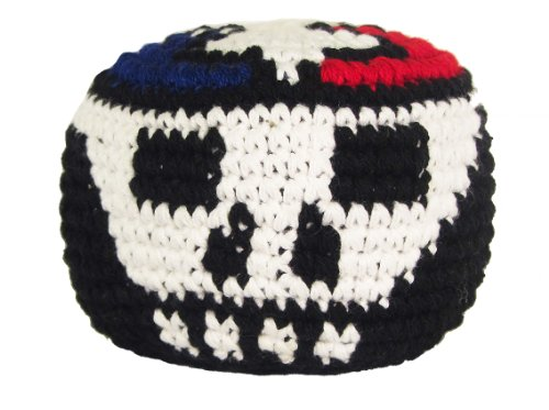 Hacky Sack - Skull and Lightning - 1