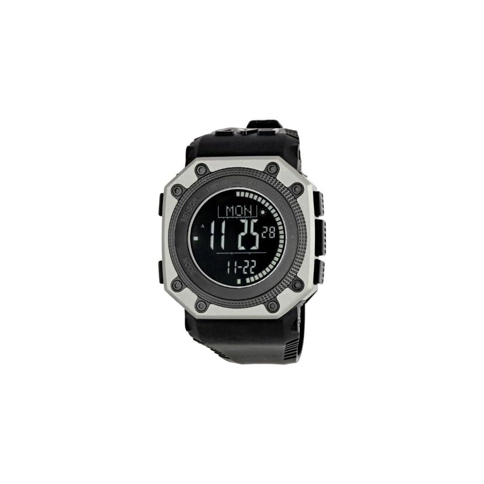 Emporio Armani Mens AR7201 Digital Black Dial Watch