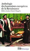 Anthologie des humanistes européens de la Renaissance