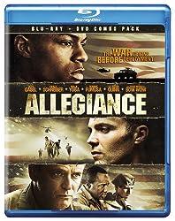 Allegiance BD/DVD Combo