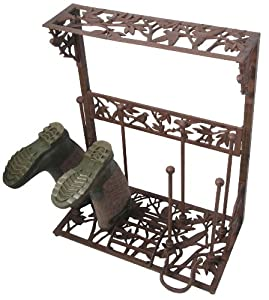 Esschert Design USA Esschert Design BR06 Bird Silhouette Boot Rack at Sears.com